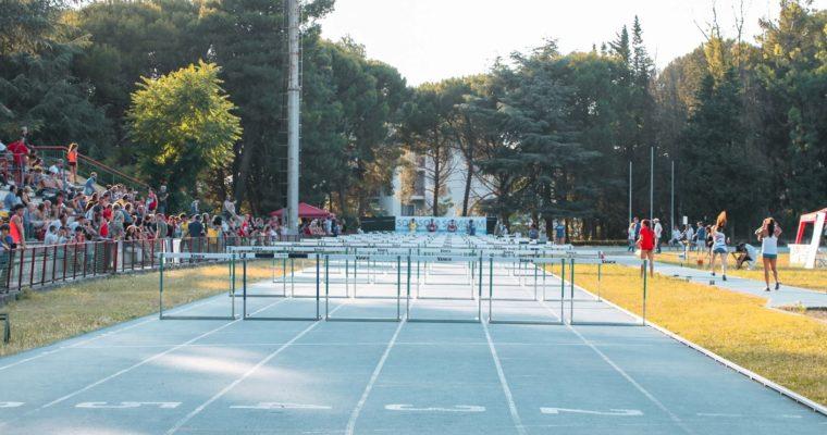 Evento sportivo finale del progetto AYTOE