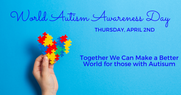 World Autism Day 2020