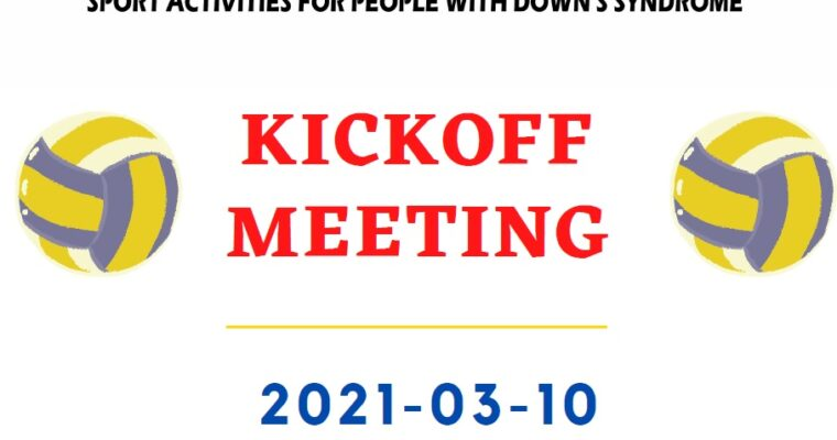 SPADS Kick-Off Meeting