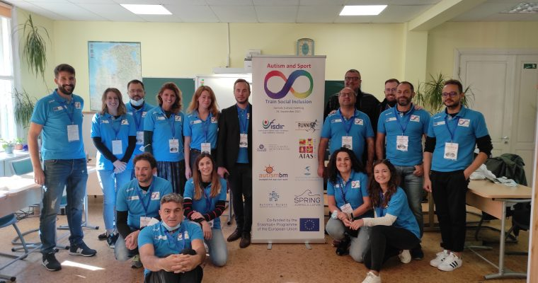Progetto AU.SPO : A Jurmala-Riga il 3^ transnational meeting
