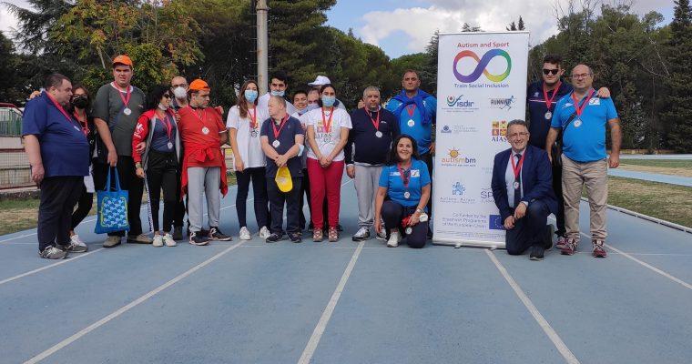 Progetto AU.SPO. – A Matera evento sportivo di atletica leggera
